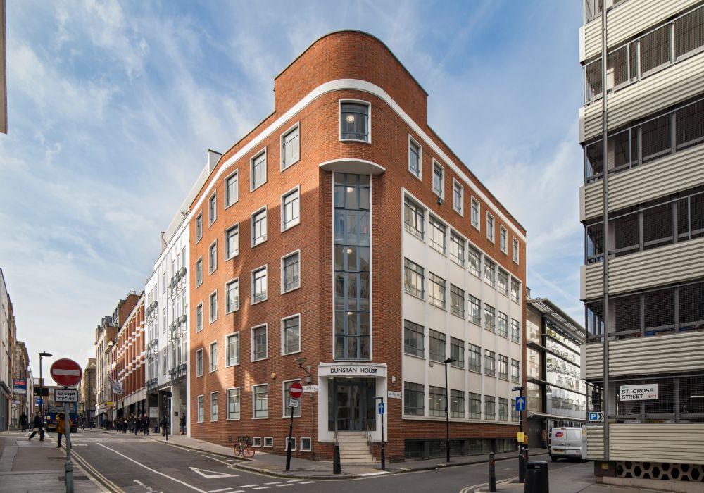 Dunstan House, 14a St Cross Street, Farringdon, London, EC1 - Commercial Office