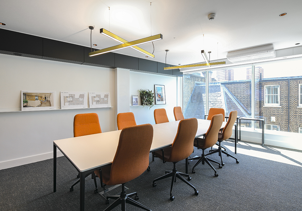 Flexible office space to rent in Bermondsey London